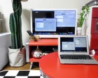 Macbook Airを外部ディスプレイで出力&設定(ミラーリング)