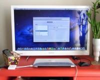 Macbook Airをクラムシェルモードでテレビに繋ぐ
