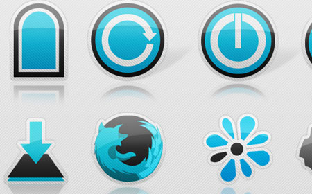 Icon Set screen shot