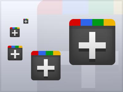Google +1(プラスワン)アイコン