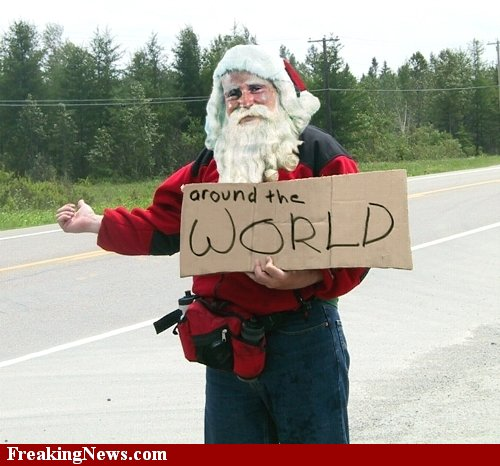 hitchhiking-santa-pictures