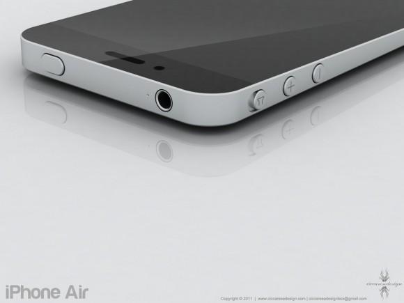 次期iPhone コンセプトデザイン