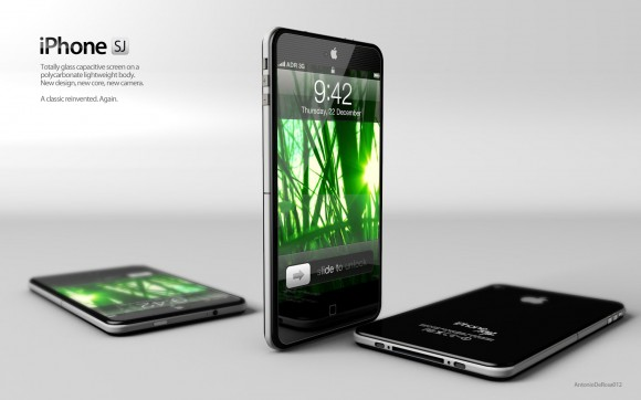 iPhone SJ