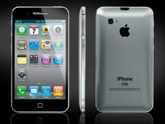 アルミボディiPhone