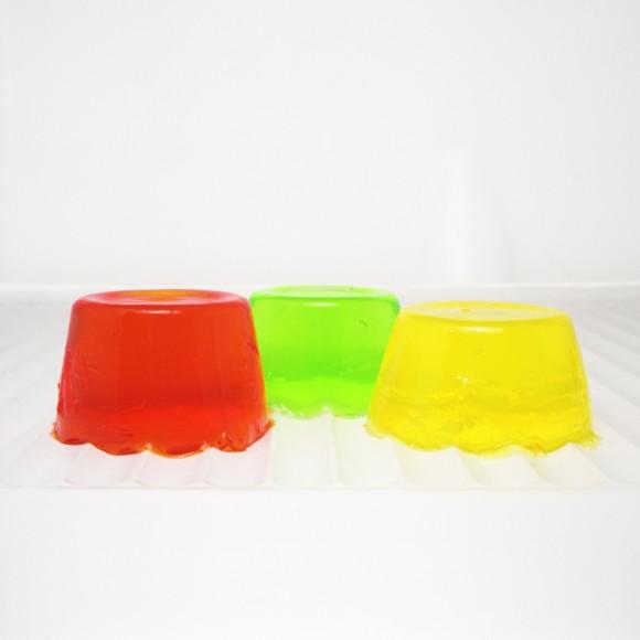 凍ったゼリー(Jell-O/ジェロ)