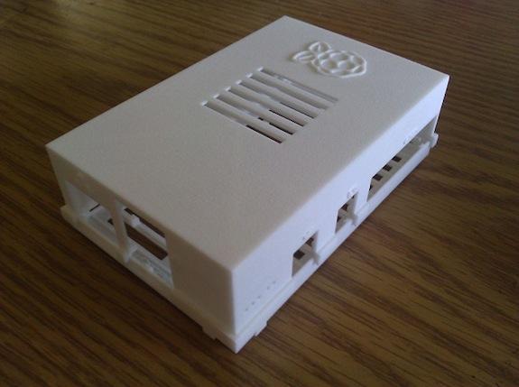 Raspberry Pi(アールエスコンポーネンツ)のケース