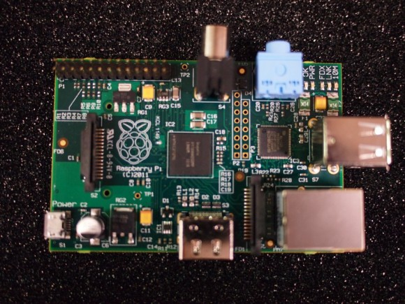 Raspberry Pi  モデルB