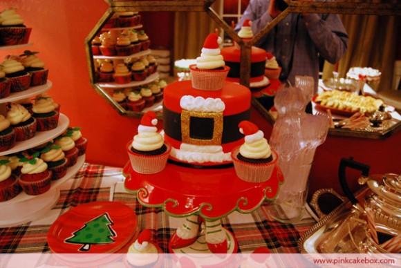 santa-cake