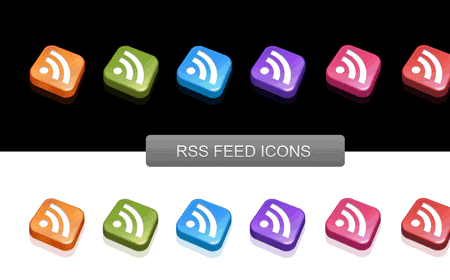 Free RSS Feed Icons screen shot
