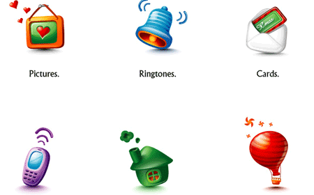 Wifun Icons screen shot