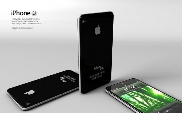 iPhone SJ コンセプトイメージ