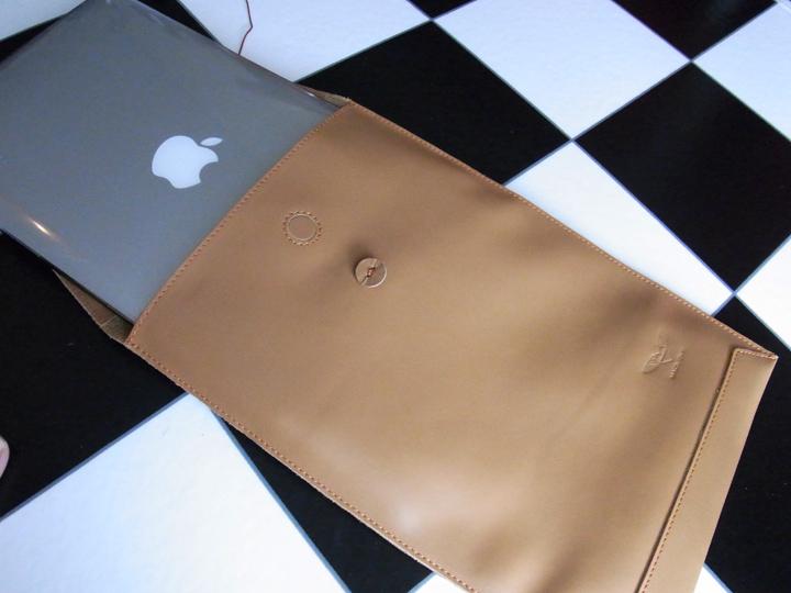 MacBook Air用本皮ケース